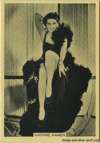 Suzanne Kaaren Suzanne Kaaren Brief Bio of Bela Lugosi Three Stooges