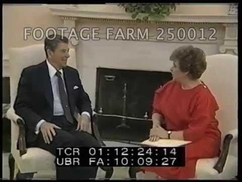 Suzanne Massie Reagan and Author Suzanne Massie 25001210 Footage Farm YouTube