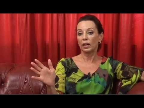 Suzanne Paul ScreenTalk Interview with Suzanne Paul YouTube