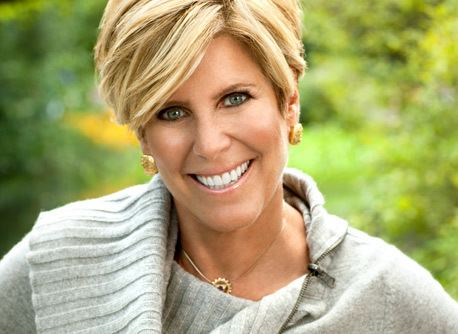 Suze Orman Suze Orman How Not to Dress for Success 20120410