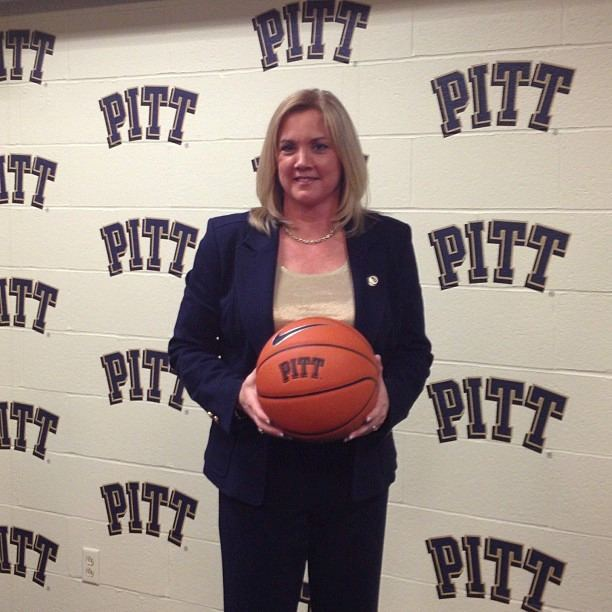 Suzie McConnell-Serio Pittsburgh Panthers hire Suzie McConnellSerio for 39last