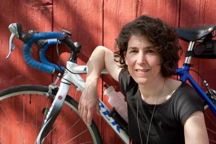 Suzy Becker AAIDS benefit bikeathon organizer Suzy Becker