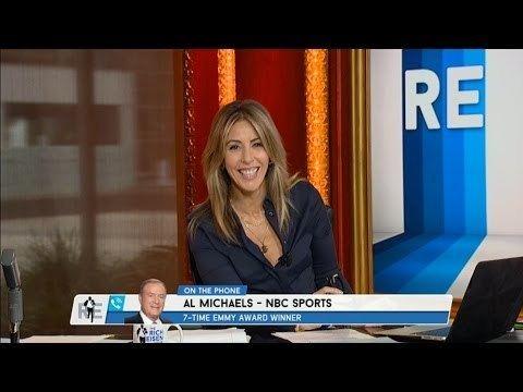 Suzy Shuster Al Michaels Talks Tom Brady More with Suzy Shuster 9215 YouTube