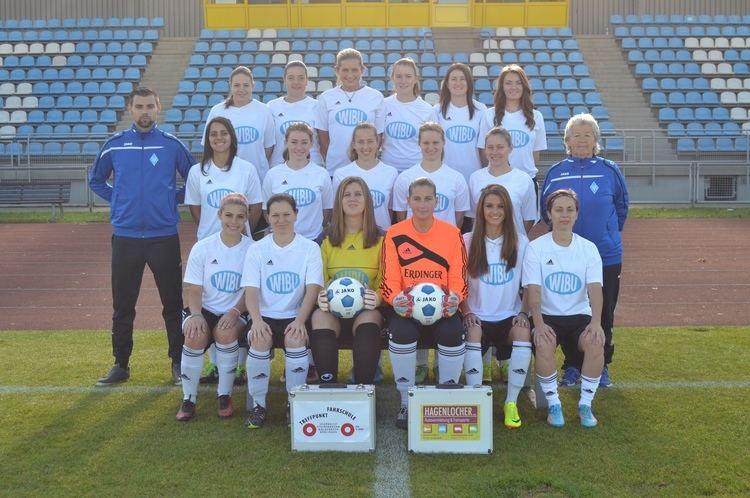 SV Böblingen SV Bblingen 1 Mannschaft Frauen 201415 FuPa
