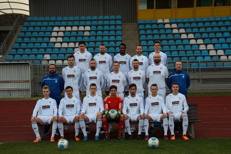 SV Böblingen SV Bblingen 2 Mannschaft Herren 201516 FuPa