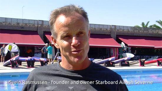Svein Rasmussen News bersicht Eco Board Testing mit Florian Jung Boujmaa
