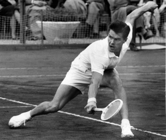 Sven Davidson Sven Davidson 79 paved way for elite Swedish tennis players The
