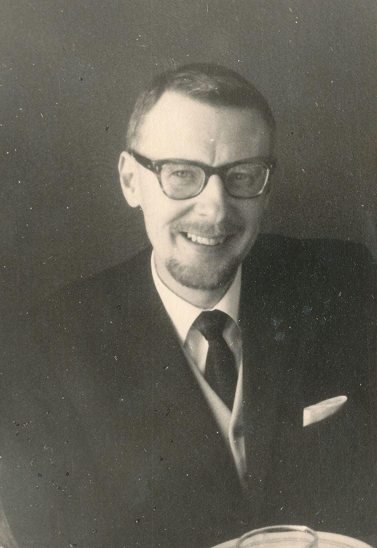 Sven Lidman (lexicographer)