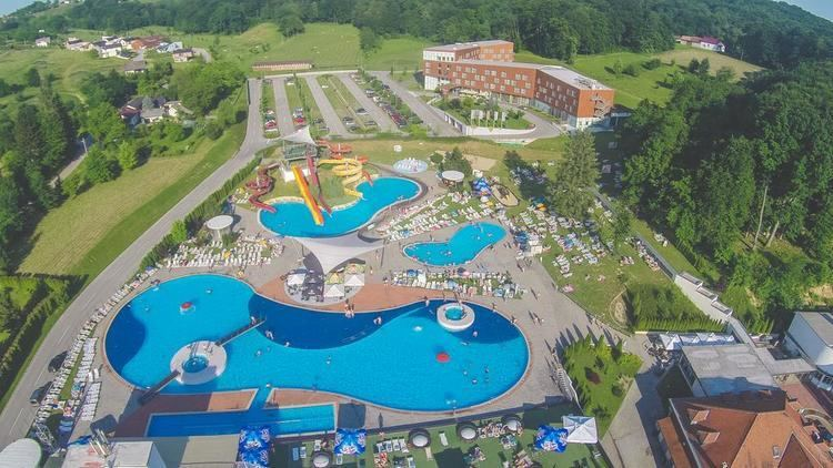 Spa Sport Resort Sveti Martin na Muri Croatia Bookingcom