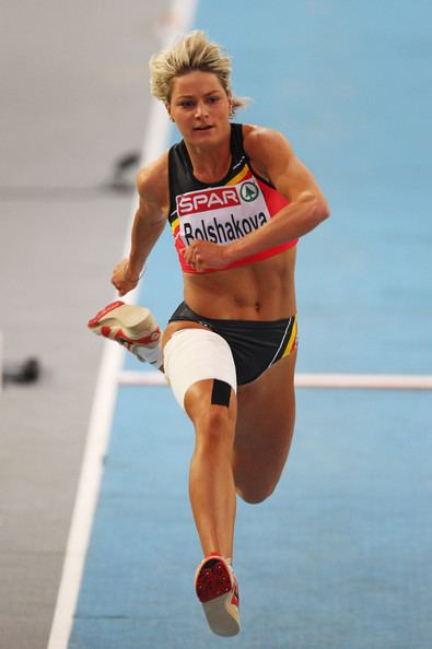 Svetlana Bolshakova Svetlana Bolshakova Pictures European Athletics Indoor