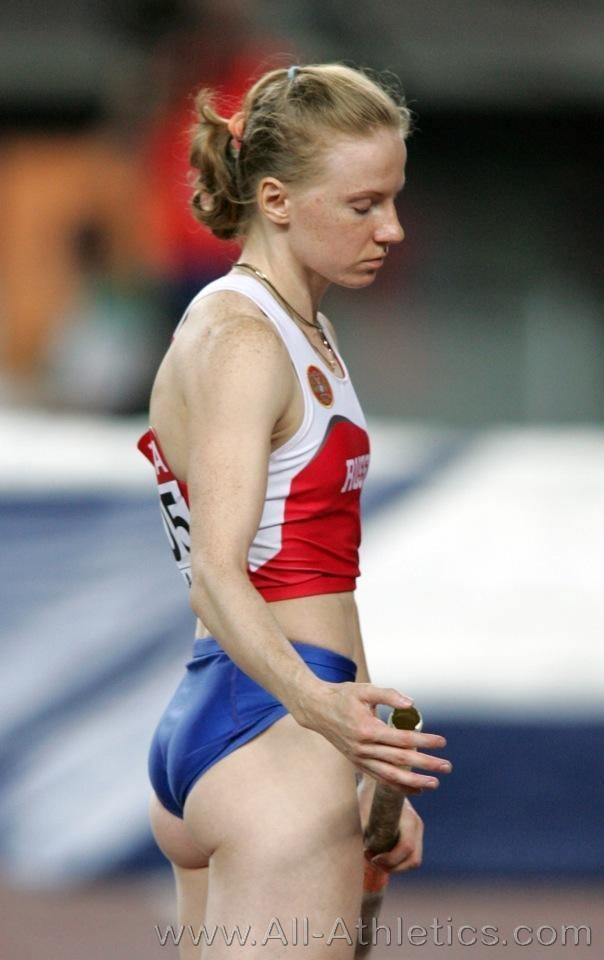 Svetlana Feofanova Profile of Svetlana FEOFANOVA AllAthleticscom