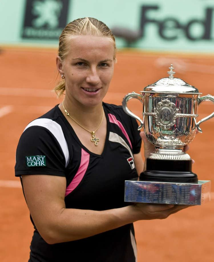 Svetlana Kuznetsova TennisEarthcom WTA Madrid 2013 Svetlana Kuznetsova vs
