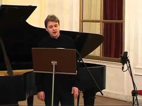 Svetlana Nesterova Anton Rositskiy singing Flight to the Sky by Svetlana Nesterova