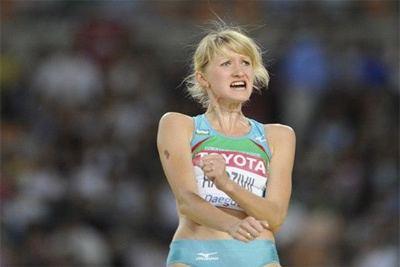 Svetlana Radzivil UzDailycom Svetlana Radzivil wins license to Olympic Games