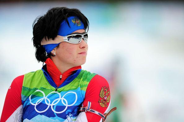 Svetlana Sleptsova Svetlana Sleptsova Pictures Biathlon Day 12 Zimbio