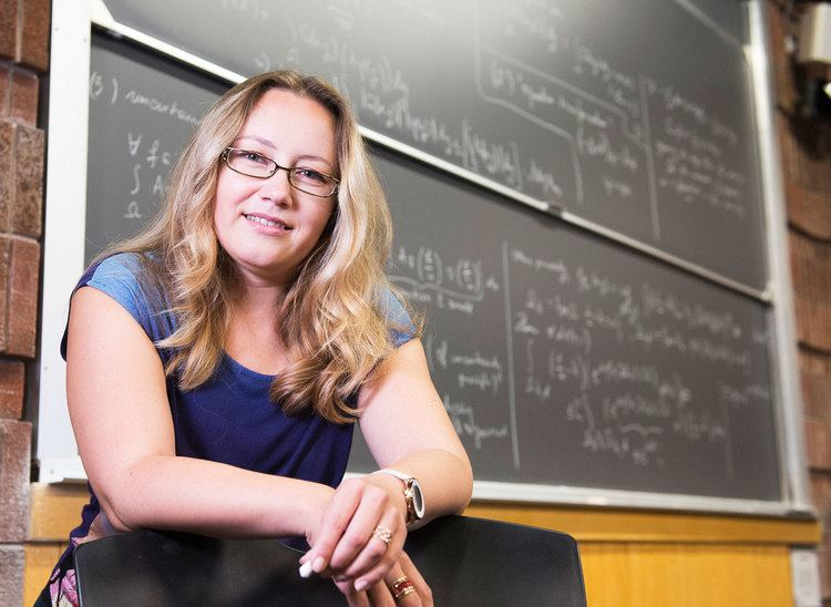 Svitlana Mayboroda Mathematicians Tame Rogue Waves Lighting Up Future of LEDs Quanta