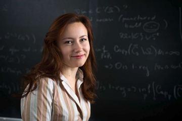 Svitlana Mayboroda Mathematician totally engaged in exploring partial differential