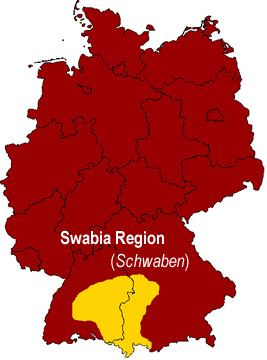Swabia German Food Guide amp Directory