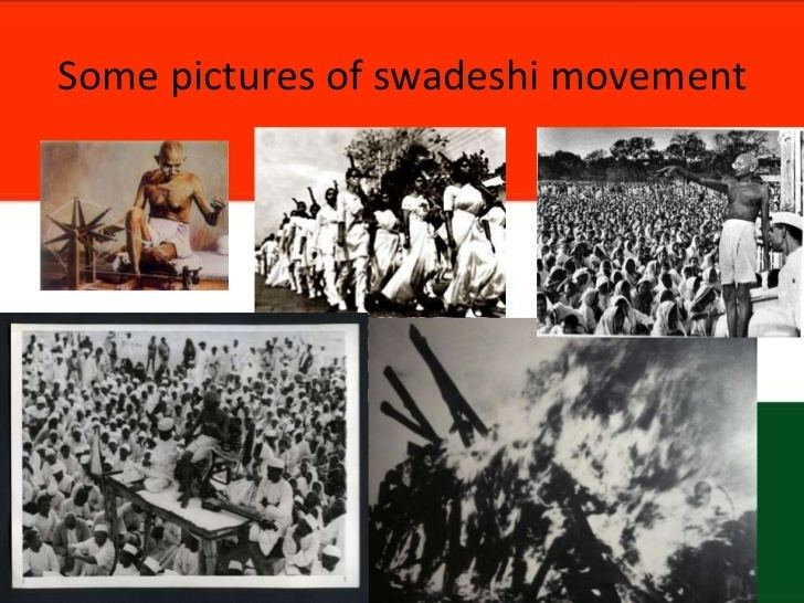 Swadeshi movement Swadeshi movement