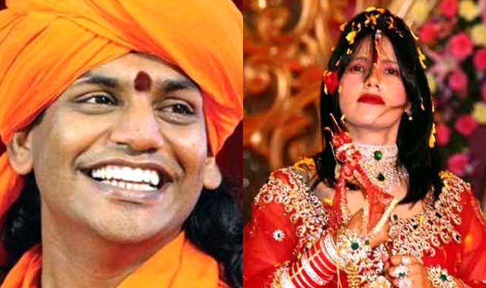 Swami Nithyananda From Swami Nithyananda to Radhe Maa Mystic Hinduism replaced by
