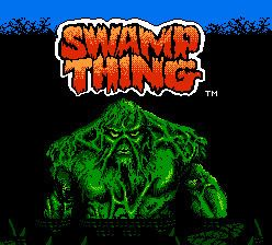 Swamp Thing Swamp Thing video game Wikipedia