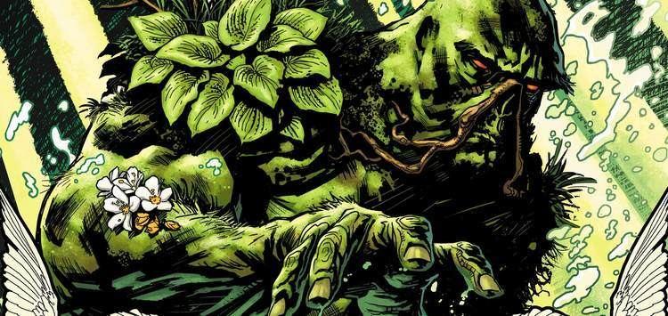 Swamp Thing Swamp Thing DC