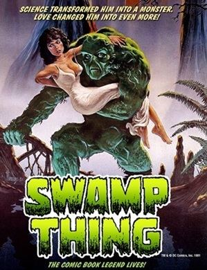 Swamp Thing (film) Swamp Thing Film TV Tropes