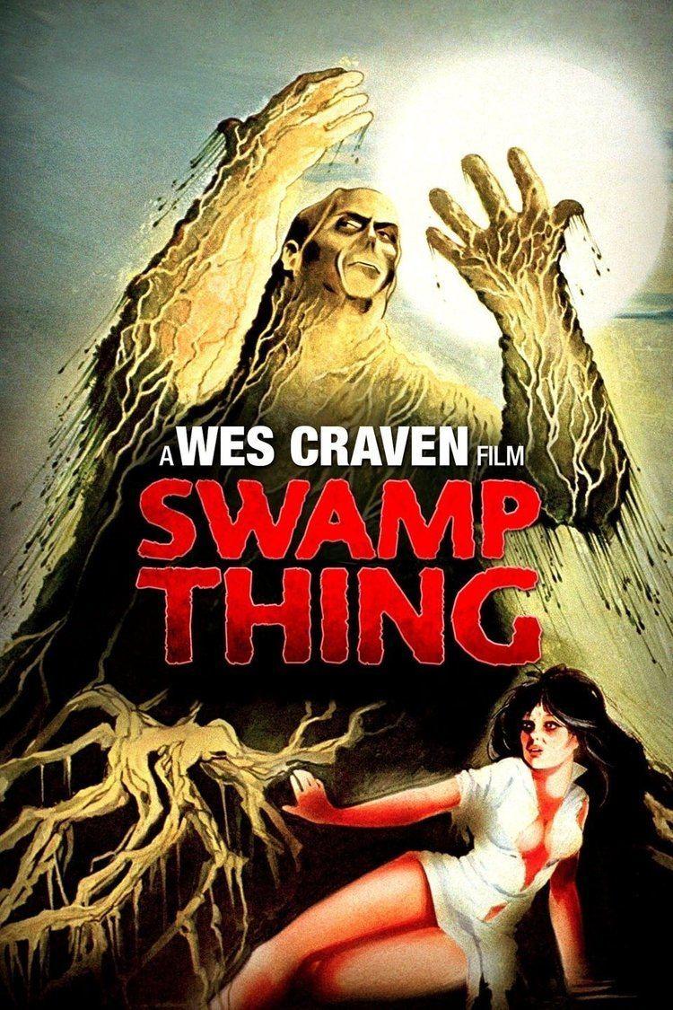 Swamp Thing (film) wwwgstaticcomtvthumbmovieposters4668p4668p