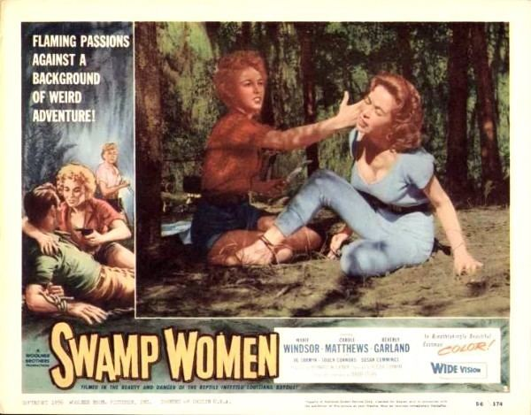 Swamp Women Swamp Women 1956 Flickers in TimeFlickers in Time