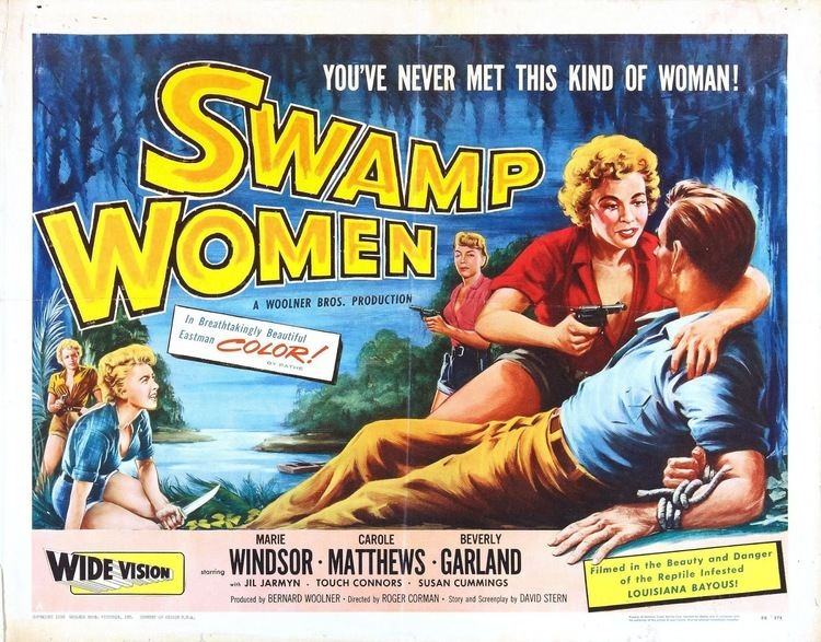 Swamp Women Just Screenshots Swamp Women 1955