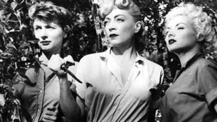 Swamp Women Swamp Women 1955 MUBI