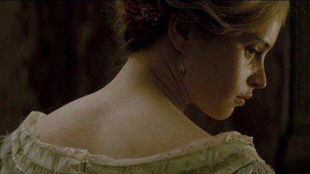 Swarmed (film) movie scenes The Invisible Woman starring Kristen Scott Thomas