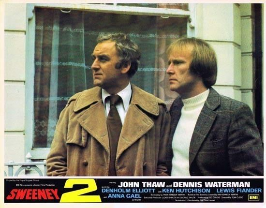Sweeney 2 THE SWEENEY 2 1978 Lobby Card 5 John Thaw Dennis Waterman