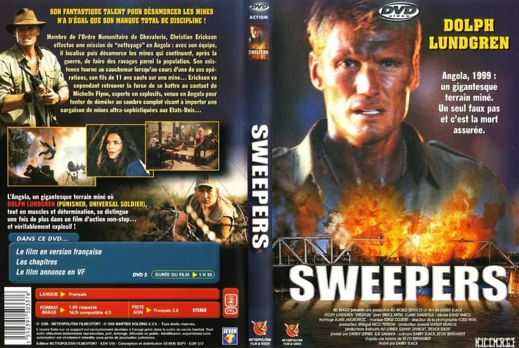Sweepers (film) Jaquette dvd Sweepers