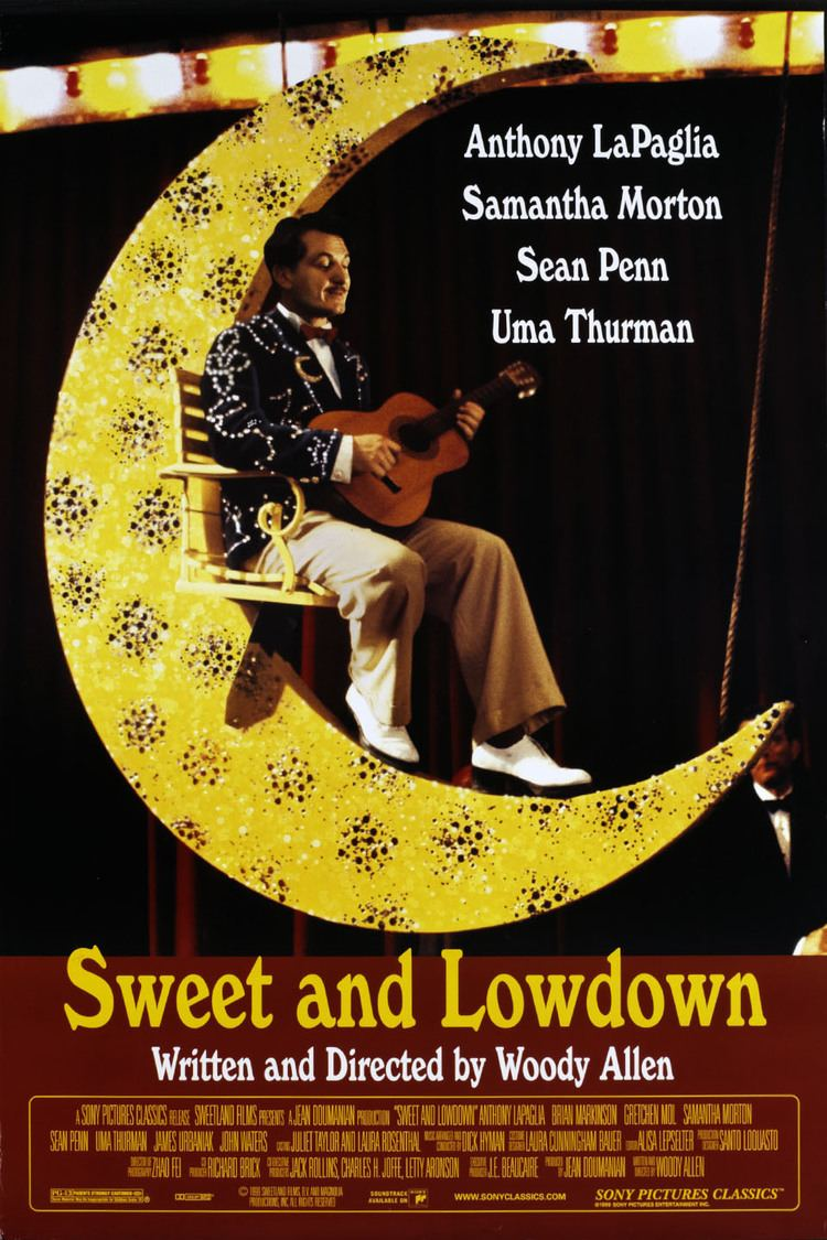 Sweet and Lowdown wwwgstaticcomtvthumbmovieposters23910p23910