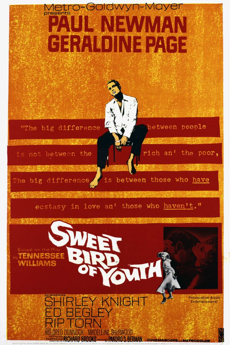 Sweet Bird of Youth wwwgstaticcomtvthumbmovieposters5355p5355p