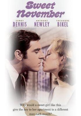 Sweet November (1968 film) Sweet November 1968 YouTube