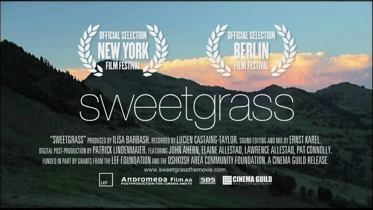 Sweetgrass (film) The Official Sweetgrass Trailer YouTube