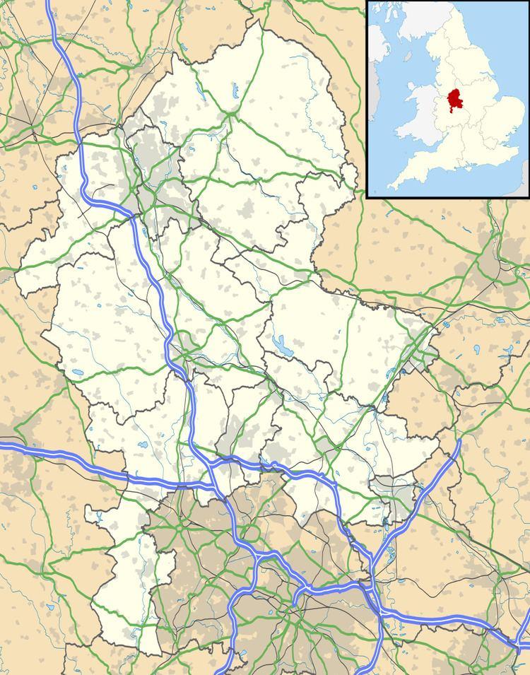 Swindon, Staffordshire