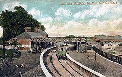 Swindon Town railway station httpsuploadwikimediaorgwikipediacommonsthu