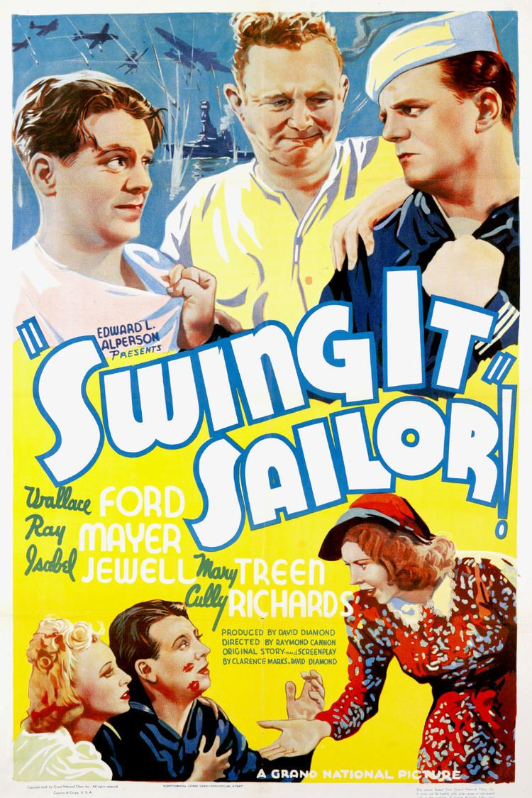 Swing It, Sailor! wwwgstaticcomtvthumbmovieposters59081p59081
