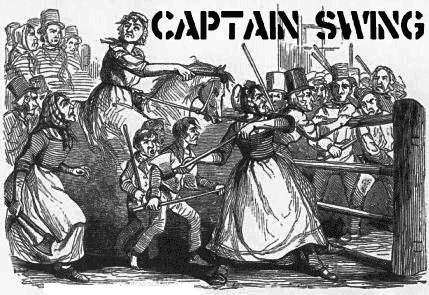 Swing Riots Film Hidden Histories The Captain Swing riots Permanent Culture Now