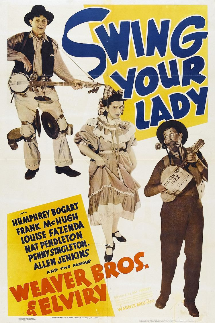 Swing Your Lady wwwgstaticcomtvthumbmovieposters4283p4283p