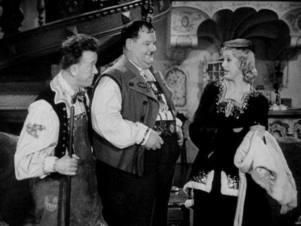 Swiss Miss (film) Swiss Miss 1938 Laurel Hardy Pinterest Hal roach