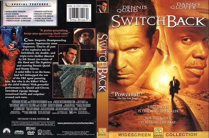 Image result for Switchback (film)