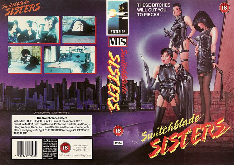 Switchblade Sisters Switchblade Sisters