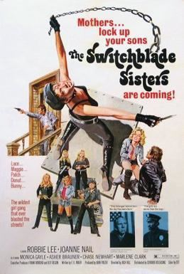 Switchblade Sisters Switchblade Sisters Wikipedia
