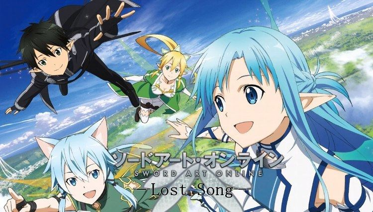 Sword Art Online: Lost Song Sword Art Online Lost Song download size on PS4 revealed