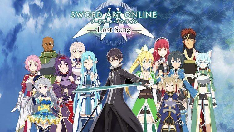 Sword Art Online: Lost Song New Sword Art Online Lost Song trailer shows off more gameplay