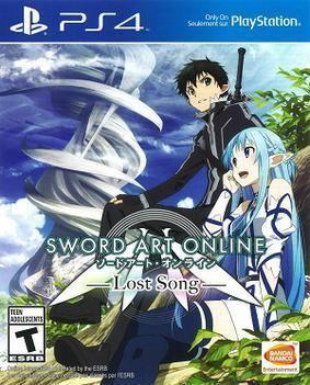 Sword Art Online: Lost Song httpsuploadwikimediaorgwikipediaen773Swo